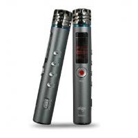 爱国者(aigo) R5511 -16G录音笔 微型 高清远距降噪 MP3播放器 大容量 铁灰色R5511-16G