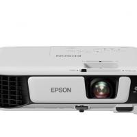爱普生(EPSON)CB-W42 投影仪 投影机办公(高清宽屏 3600流明 支持左右梯形校正 无线投影)