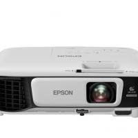 爱普生(EPSON)CB-U42 投影仪 投影机办公(超高清 3600流明 支持左右梯形校正 无线投影)