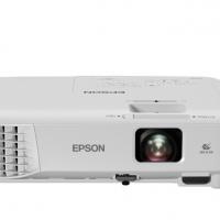 爱普生(EPSON)CB-X05 投影仪 投影机办公(标清 3300流明 支持左右梯形校正 自动搜索信号)