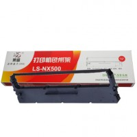 莱盛色带适用得力 DE-620k色带 DL-625K 得力610K 615K STAR nx500打印机针式色带架