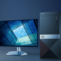 Dell/戴尔台式电脑成就Vostro3670