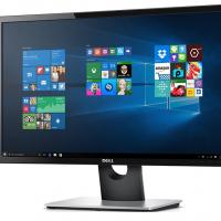 Dell戴尔SE2416H HM23.8英寸IPS台式高清显示屏 液晶电脑显示器24