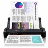爱普生(EPSON)DS-310 A4馈纸式扫描仪 高速双面