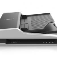 清华紫光F1120 A4幅面扫描仪高清高速便携式