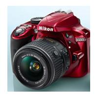 Nikon/尼康D3300 D3200 D3400套机
