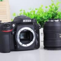 尼康D7100专业单反数码相机