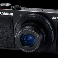 Canon/佳能 PowerShot G9 X Mark II 微反数码照相机便携复古风景
