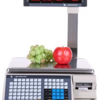 大华电子秤条码秤TM-Ab条码超市电子秤条码标签不干胶打印收银称重一体机生鲜水果蔬菜超市收银机电子秤 TM-30Ab