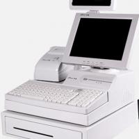 中崎ZQ-6500收银一体机 触屏收款