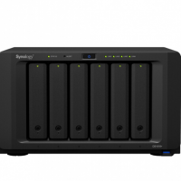 Synology群晖DS1517+ 2g/8g网络存储企业NAS服务器 DS1515+升级版