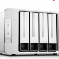 TERRAMASTER铁威马D4-310磁盘阵列柜USB3.0支持多种raid硬盘盒