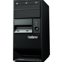 服务器主机 联想ThinkServer TS250 E3-1225v6 i3-7100 8GB1T