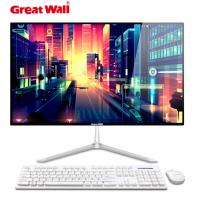 长城(Great Wall)一体机电脑  23.8英寸 G4900+8G+256G