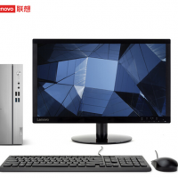 联想(Lenovo)天逸510S英特尔酷睿i3 个人商务台式机电脑整机(i3-9100 8G 512G SSD WiFi 蓝牙 Win10)21.5英寸