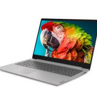 联想340C 英特尔酷睿i3轻薄窄边框笔记本电脑15.6英寸(i3/8G/256G固态)