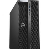 Dell/戴尔 T5000系列 T5820工作站主机 W-2102/8G/2T/ P620 2G