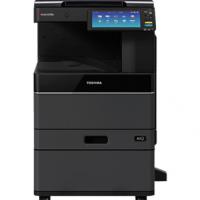 东芝(TOSHIBA)A3激光彩色数码办公 A4复印机