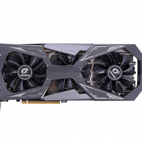 七彩虹(Colorful)iGame GeForce RTX 2060 Vulcan X OC V2 GDDR6 6G电竞游戏电脑显卡