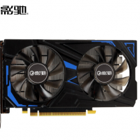 影驰(Galaxy)GeForce GTX1650 骁将 128bit GDD5 4GB