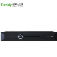 天地伟业40路网络硬盘录像机高清数字NVR监控主机4盘位H265 含1TB硬盘