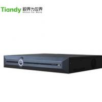 天地伟业40路网络硬盘录像机高清数字NVR监控主机4盘位H265 含2TB硬盘