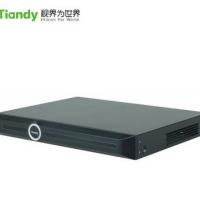 天地伟业20路网络硬盘录像机 高清数字NVR监控主机2盘位 含2TB
