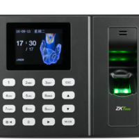 ZKTeco/中控智慧zk3960指纹考勤机手指打卡机