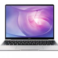华为(HUAWEI)MateBook 13 全面屏轻薄性能笔记本