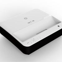 光峰AL-LW410UST办公3LCD激光教育投影机投影仪800分辨率3500流明