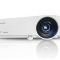 夏普SHARP投影仪办公商务教育家用支持高清投影机挂式 XG-H6SA