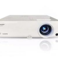 夏普(SHARP) 新品商务家用办公投影仪高清3D投影机 XG-H350ZA