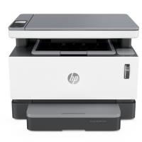 惠普HP Laser NS MFP 1005w原装加粉黑白激光多功能打印一体机无线wifi手机连接A4复印扫描家用办公商用
