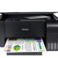 爱普生(EPSON)L3118彩色多功能一体机照片打印机办公家用经济型打印复印扫描三合一 墨仓式