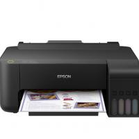 普生(EPSON)墨仓式彩色喷墨A4L1119 家用小型原装连供照片打印机 官方标配