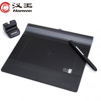汉王(hanvon)Q先锋+ 6×4英寸大屏无线手写板 手写板薄度仅3毫米