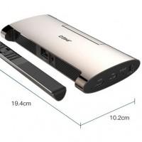 坚果(JmGO)明智M6微型手机智能投影仪
