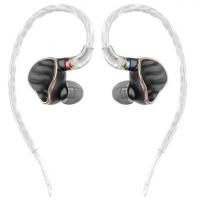 飞傲(FiiO) FH7绕耳式一圈四铁五单元可换线入耳式旗舰耳机