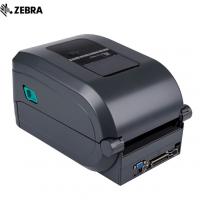 斑马(ZEBRA)GT800条码热敏不干胶打印机快递电子面单 小票 标签打印机 GT800-300dpi
