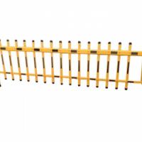 道闸杆 栅栏杆拦车杆/升降门/海康大华起落杆/红门停车杆/八角杆