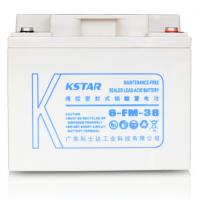科士达(KSTAR) 12V38AH 铅酸蓄电池 UPS不间断电源