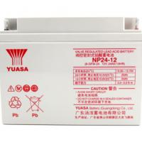 汤浅 免维护铅酸蓄电池 NP24-12(12V24AH)