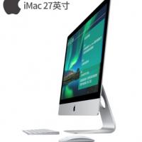 APPLE苹果 2019新款iMac 27英寸一体机台式电脑2017款 银色