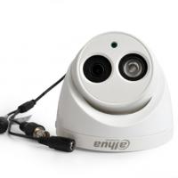 大华(Dahua)720P红外高清监控摄像头HDCVI同轴/AHD/TVI/模拟100万像素探头DH-HAC-HDW1120E 镜头3.6MM