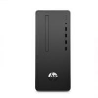 HP/惠普 ZHAN66 商务办公台式电脑主机  四核R3 Pro-2200四G 1TB