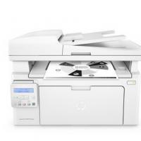 hp惠普m132snw黑白激光多功能无线WiFi网络打印机一体机A4连续复印件扫描小型家用办公商用三合一优m30w126nw