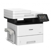 佳能MF423DW MF426DW MF525DW多功能一体机 黑白激光双面双网传真复印扫描打印机 MF525dw