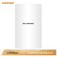 COMFAST CF-WA350大功率5.8g户外定向覆盖1300M双频室外无线AP基站路由器
