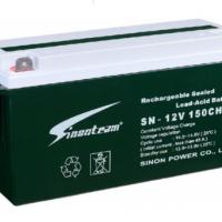 赛能蓄电池SN-12V150CH 赛能6-GFM-150UPS电源EPS直流屏