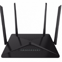 友讯(D-Link) 高速穿墙wifi家用无线路由 DIR-822+ 双频1200M 4天线